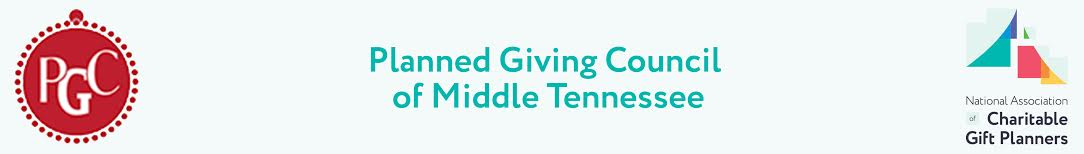 Planned Giving Council of Middle Tennessee Logo